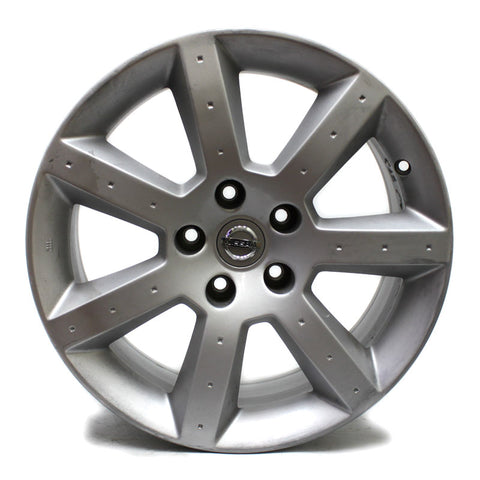 "17"" WHEELS NISSAN 350Z 2003 2004 2005 SILVER OEM 62413 62414 STAGGERED (4)"