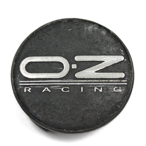 OZ RACING WHEELS CENTER CAP BLACK # MC-1 FWD