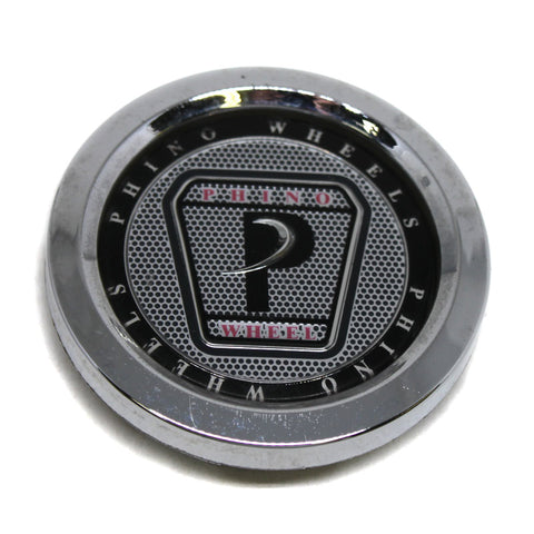 PHINO WHEEL CENTER CAP # CCVE65-IP USED