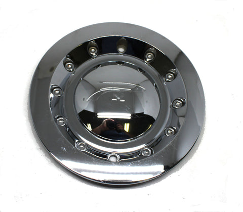 PLATINUM WHEEL CHROME CENTER CAP 10502295F-1 NEW