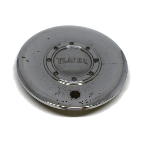 PLAYER WHEEL 712 CHROME CENTER CAP 712L176