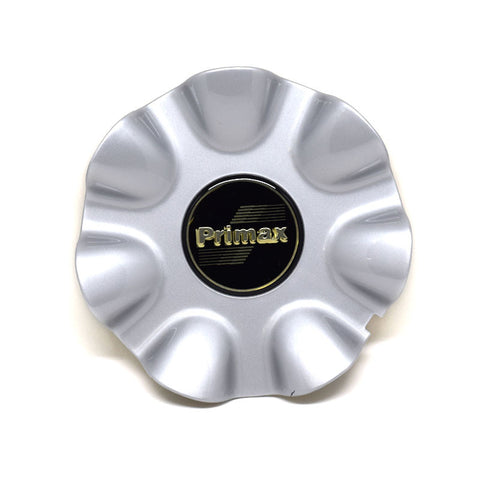 PRIMAX WHEEL CENTER CAP SILVER #134 NEW