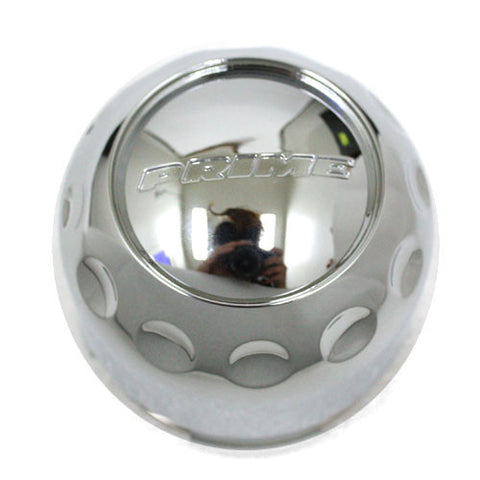 PRIME WHEEL CHROME CENTER CAP C18400 REV.B TRUCK