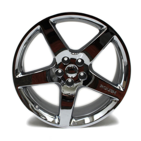 "20"" WHEEL ROUSH PERFORMANCE CHROME WHEEL MUSTANG 2005-2017 NEW"