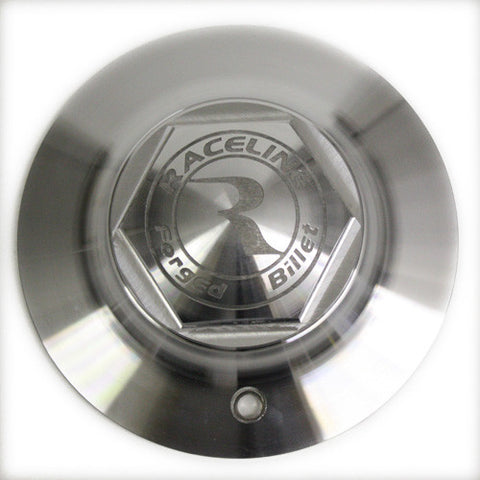 RACELINE FORGED BILLET WHEELS CENTER CAP NEW