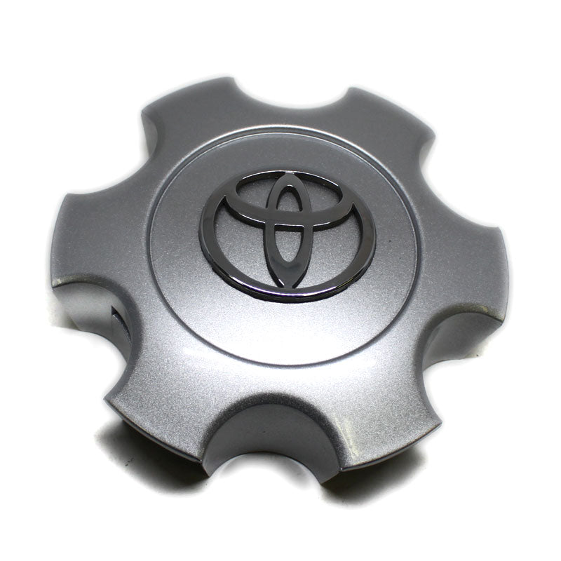 Toyota Tundra Center Caps >> Aftermarket Toyota Tundra Sequoia Wheel Center Cap Silver New