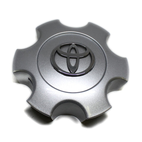 TOYOTA TUNDRA SEQUOIA WHEEL CENTER CAP SILVER NEW