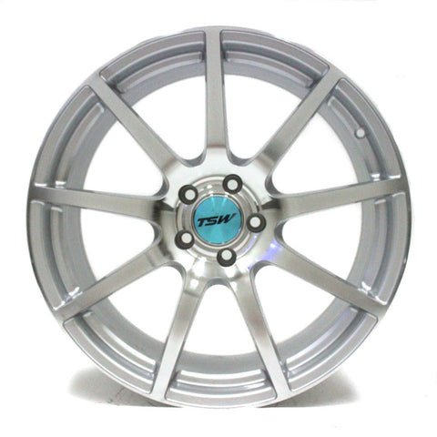 "20"" TSW INTERLAGOS ROTARY FORGED WHEEL NEW 20x8.5"