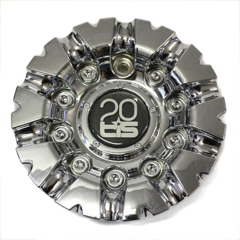 "24"" TIS WHEEL CHROME CENTER CAP #TIS0720024 NEW"