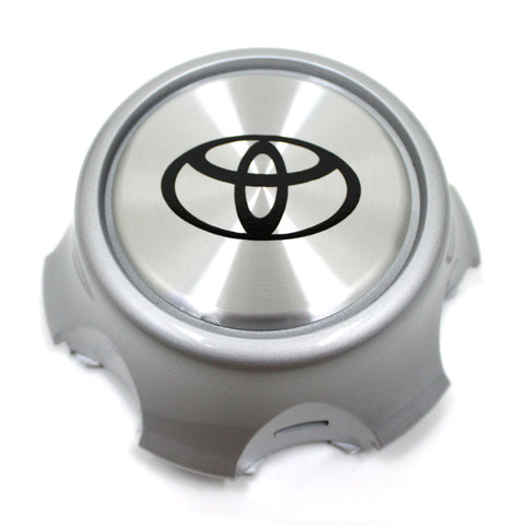 "15"" TOYOTA T100 WHEEL CENTER CAP SILVER AFTERMARKET"