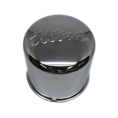 ULTRA WHEEL CHROME CENTER CAP # 89-8126 NEW