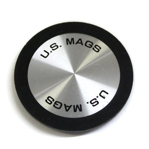 U.S. MAGS WHEEL CENTER CAP FWD BLACK #89-8032 NEW