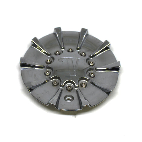 VELOCITY WHEEL CENTER CAP VW820 CHROME 337-2