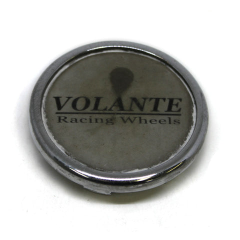 VOLANTE WHEEL CENTER CAP #C-009 USED