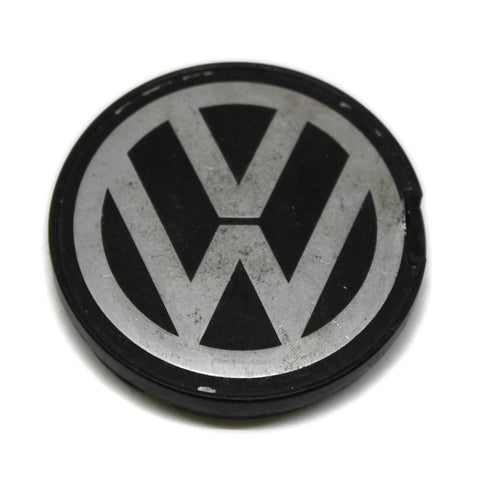 VOLKSWAGEN JETTA GOLF PASSAT BEETLE CENTER CAP # 6N0-601171 SET OF 2