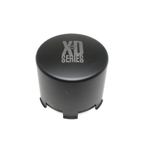 KMC XD SERIES WHEEL CENTER CAP 766 DIESEL BLACK 8 LUGS 1001342 NEW