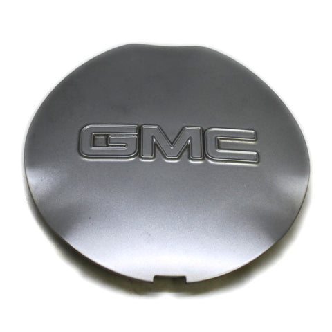 GMC ENVOY WHEEL CENTER CAP SILVER # 9593392 USED