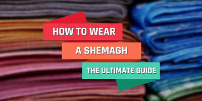 How to Wear a Shemagh and Look Super Stylish All Year Round