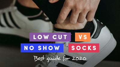 Low Cut vs No Show Socks - Best Guide for 2021
