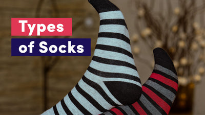 Sock Types & Lengths: Best Guide for 2020
