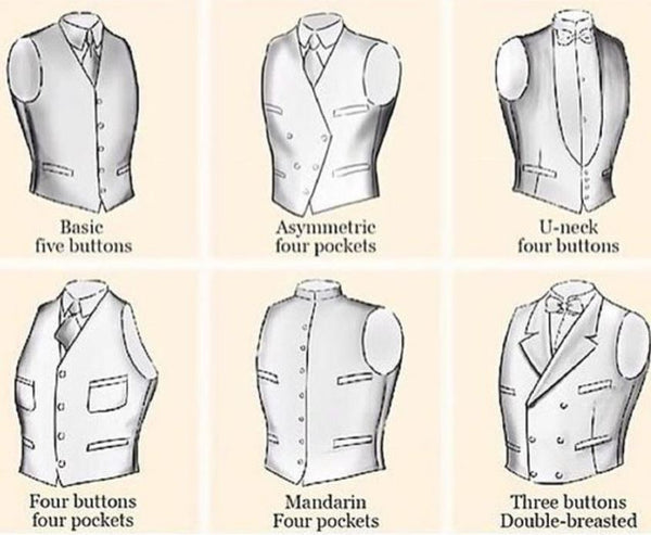 pocket watch chain how to wear