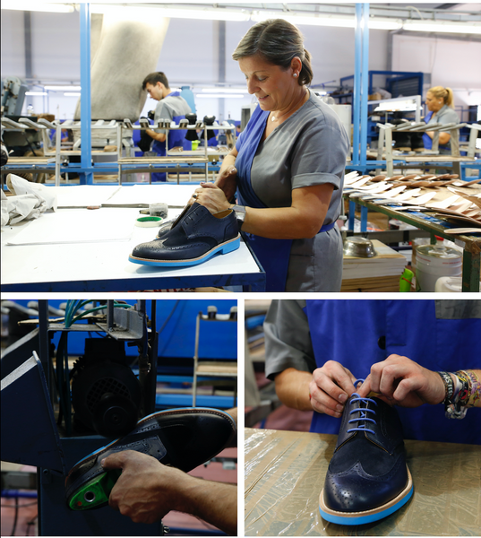 soxy bold shoes factory grid