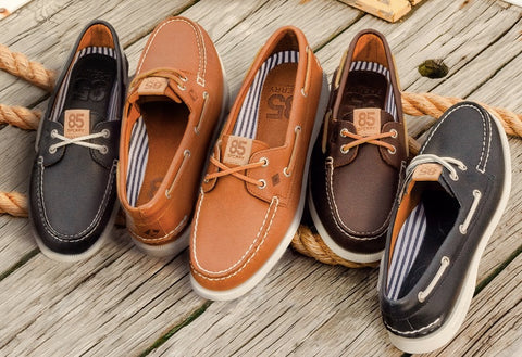outfits for sperrys