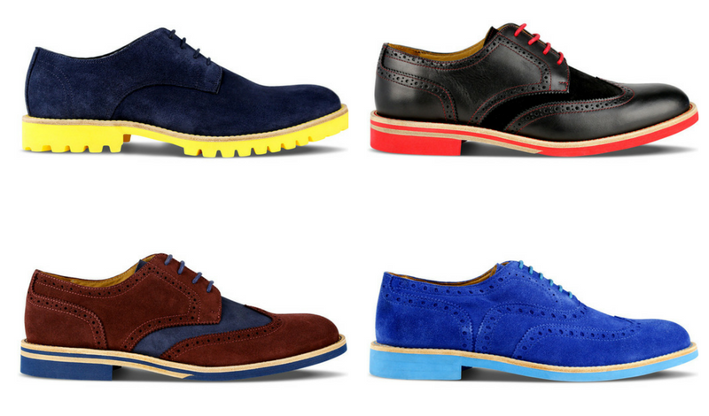 33a720415f4a These shoes take beautiful classic styles like the Oxford wingtip and the  derby
