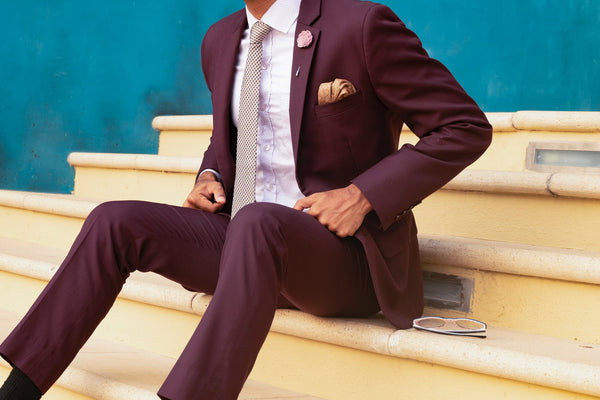 what to wear to a wedding reception male