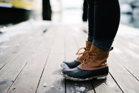 How to Wear Boot Socks - Best Style