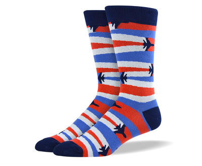 Men's American Patriot Socks