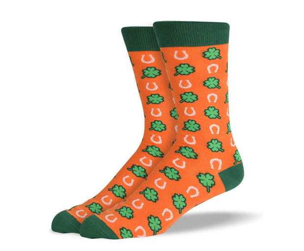 Men's & Women's St. Patrick's Day Sock Bundle
