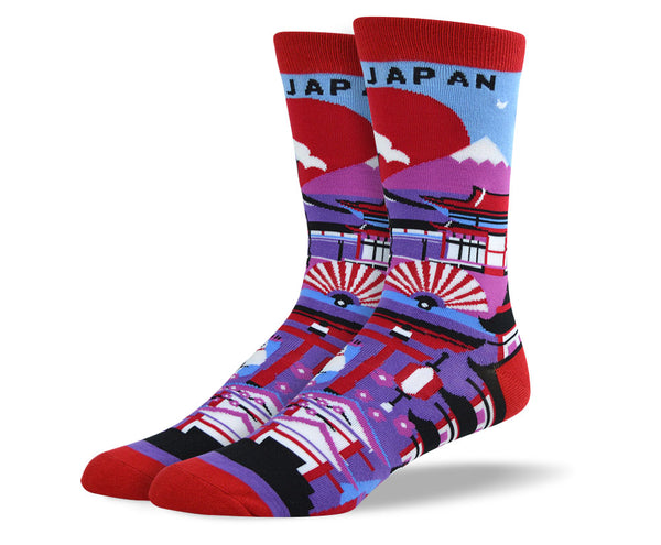 Men's Japan Dress Socks