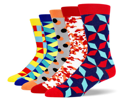 Mens Fun Socks Bundle