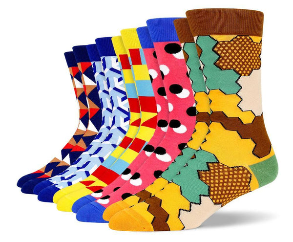 Mens Visionary Sock Bundle
