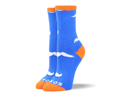 Women's Funny Flying Bird Socks