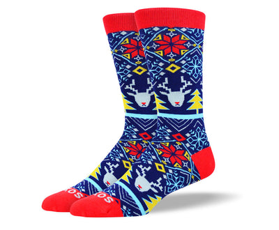 Men's Cool Christmas Socks