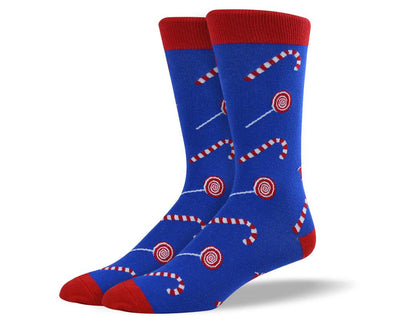 Mens Creative Candy Socks