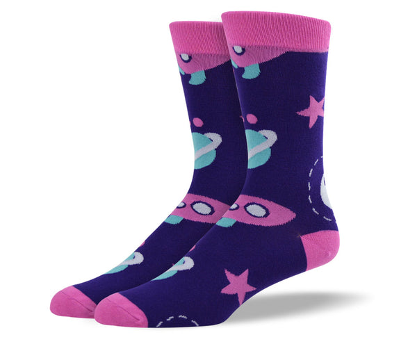 Mens Astronomy Socks