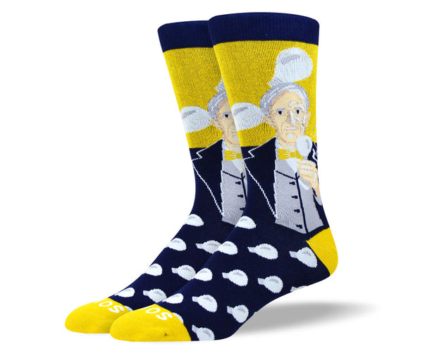 Men's Thomas Edison Socks