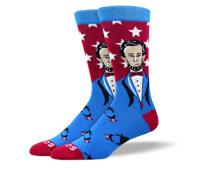 Men's Abraham Lincoln Socks