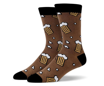Mens Beer Socks