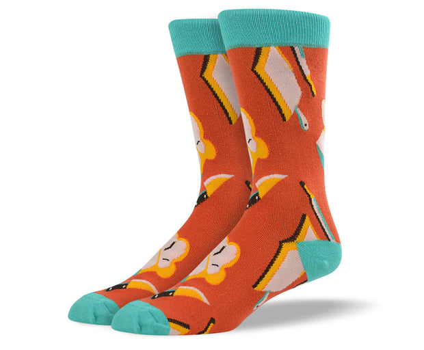 Mens Chef Socks