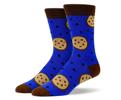 Mens Cookie Socks