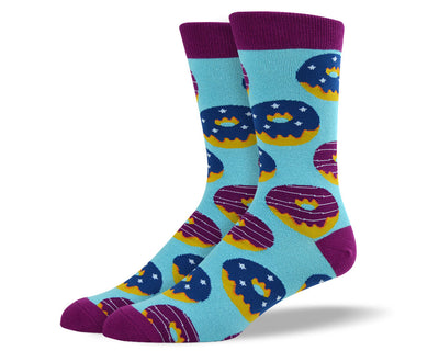Mens Donut Socks