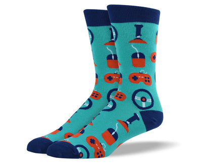 Mens Video Game Socks