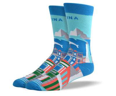 Men's Argentina Dress Socks