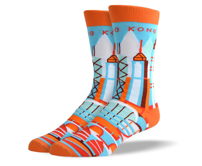 Men's Hong Kong Dress Socks