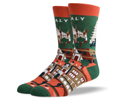 Men's Italy Dress Socks