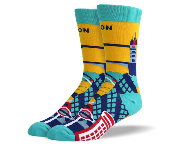 Men's London Dress Socks